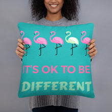 Load image into Gallery viewer, Flamingo Pillow