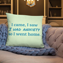 Load image into Gallery viewer, Anxiety Pillow