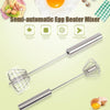 Semi-automatic Egg Beater Mixer