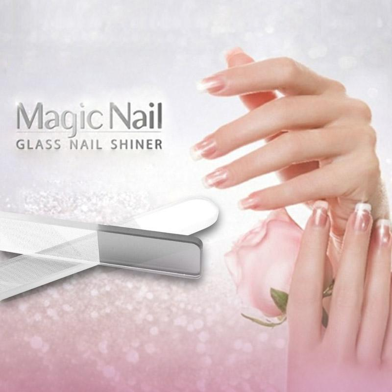 Nano Polished Glass Nail File-Only $4.99!!