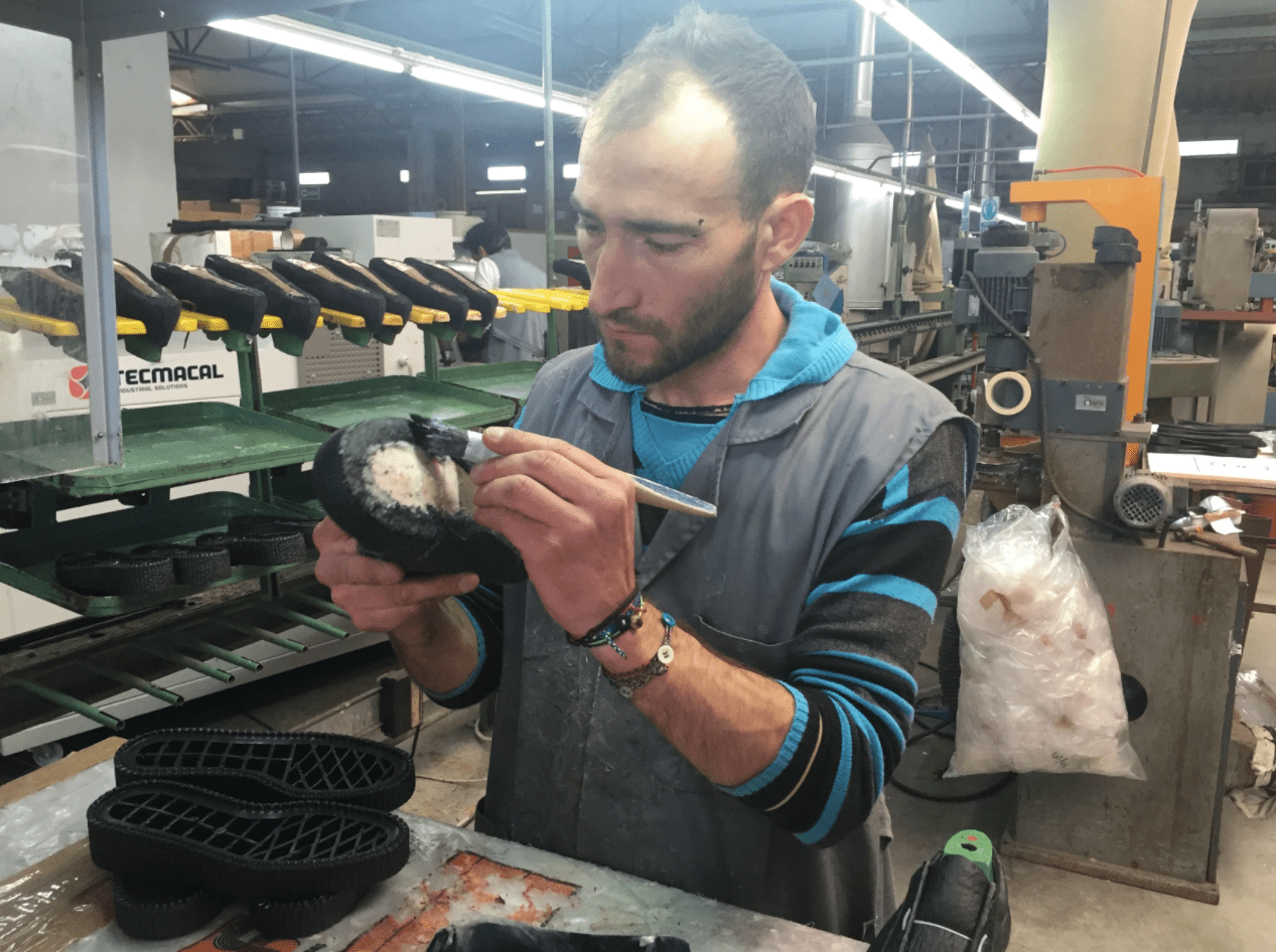 chaussures artisanales