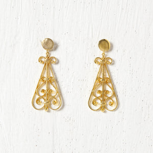 Boucles d'oreilles Beyrouth