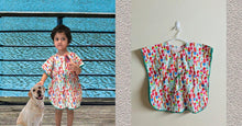Load image into Gallery viewer, Kaftan for Girls - Feathers Joey Care