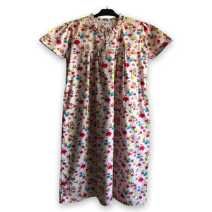 Gown for Girls and Women Floral Pink Joey Care