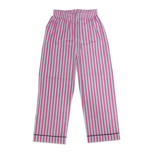 Pyjama set in Pink Stripes Joey Care