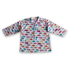 Load image into Gallery viewer, Pyjama set for boys and girls - Fish - JoeyCare