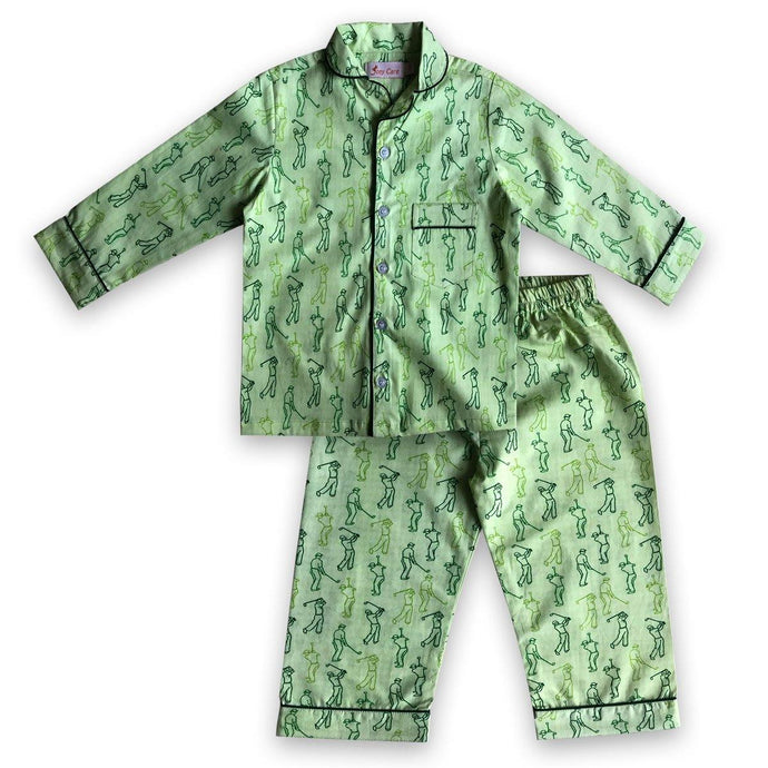 Pyjama set in Golf Joey Care