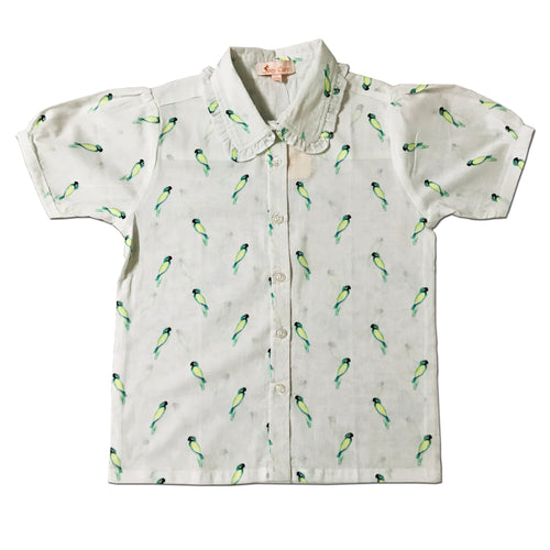 Shirts for girls - Parrot Joey Care