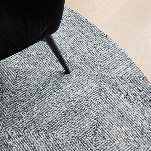 Kenya Silver Cloud Rug by Tribe Home