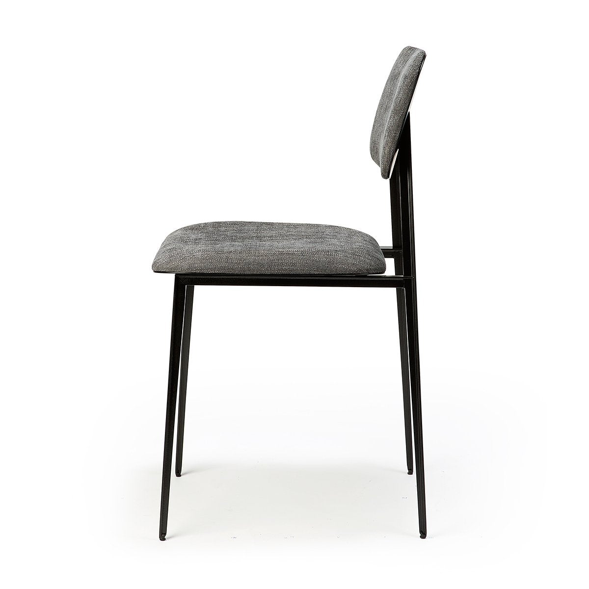 DC Dining Chair Dark Grey by Ethnicraft