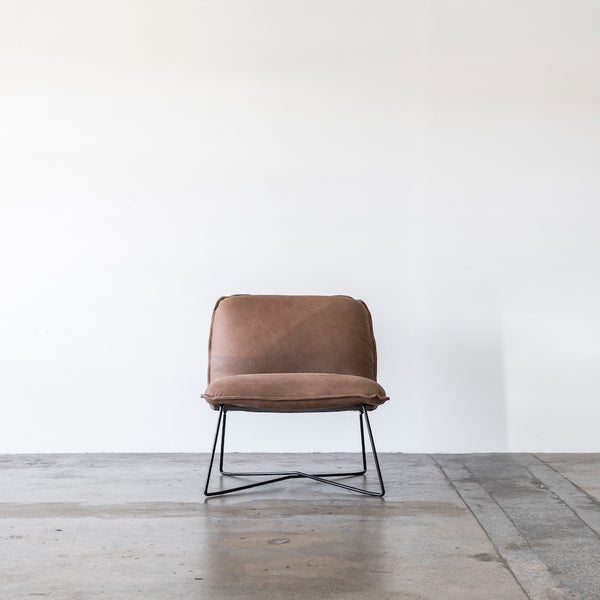 Andy Leather Chair by Design Kiosk