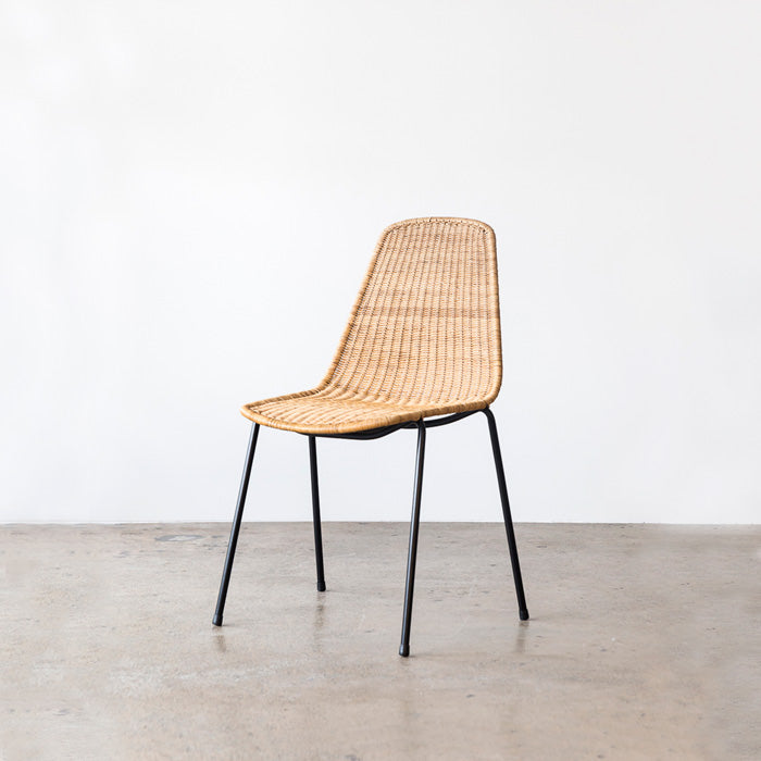 Basket Chair designed by Gian Franco Legler for Feelgood Designs