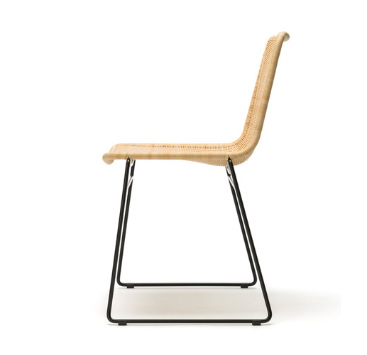 C607 Indoor Dining Chair designed by Yuzuru Yamakawa for Feelgood Designs