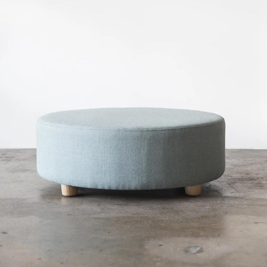 Dylan Ottoman by Staple&Co