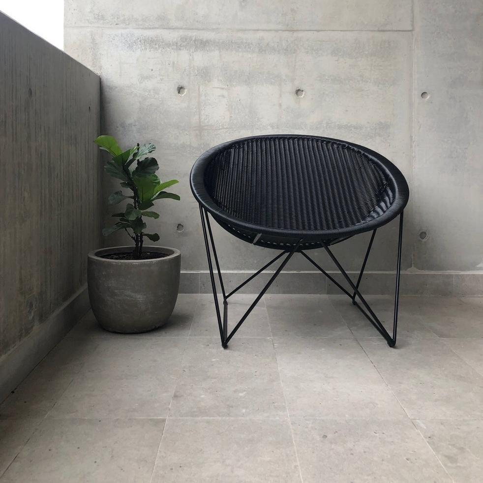 C317 Outdoor Chair designed by Yuzuru Yamakawa for Feelgood Designs