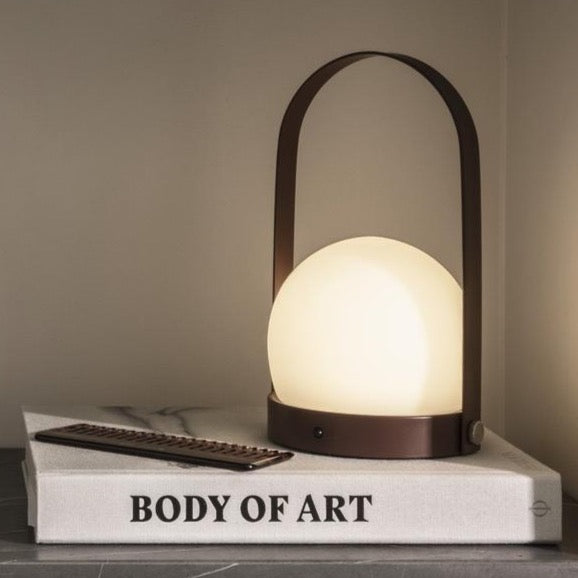 Carrie Table Lamp by Menu