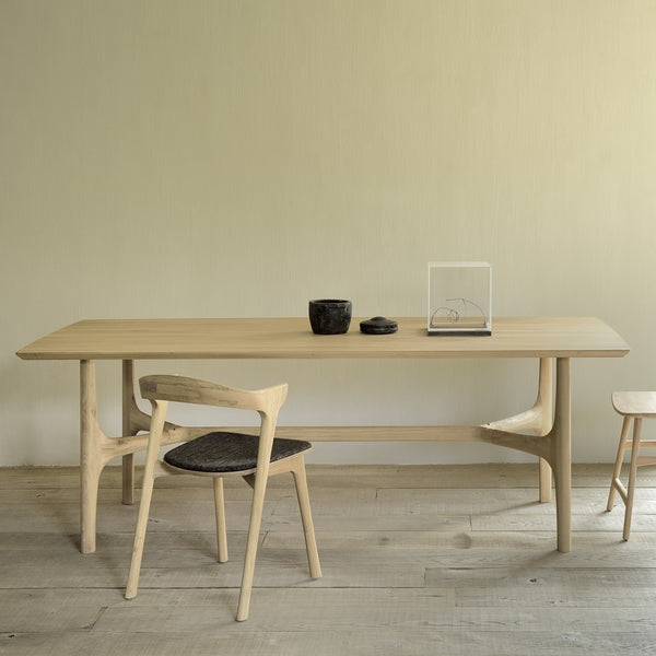 Nexus Oak Dining Table by Ethnicraft