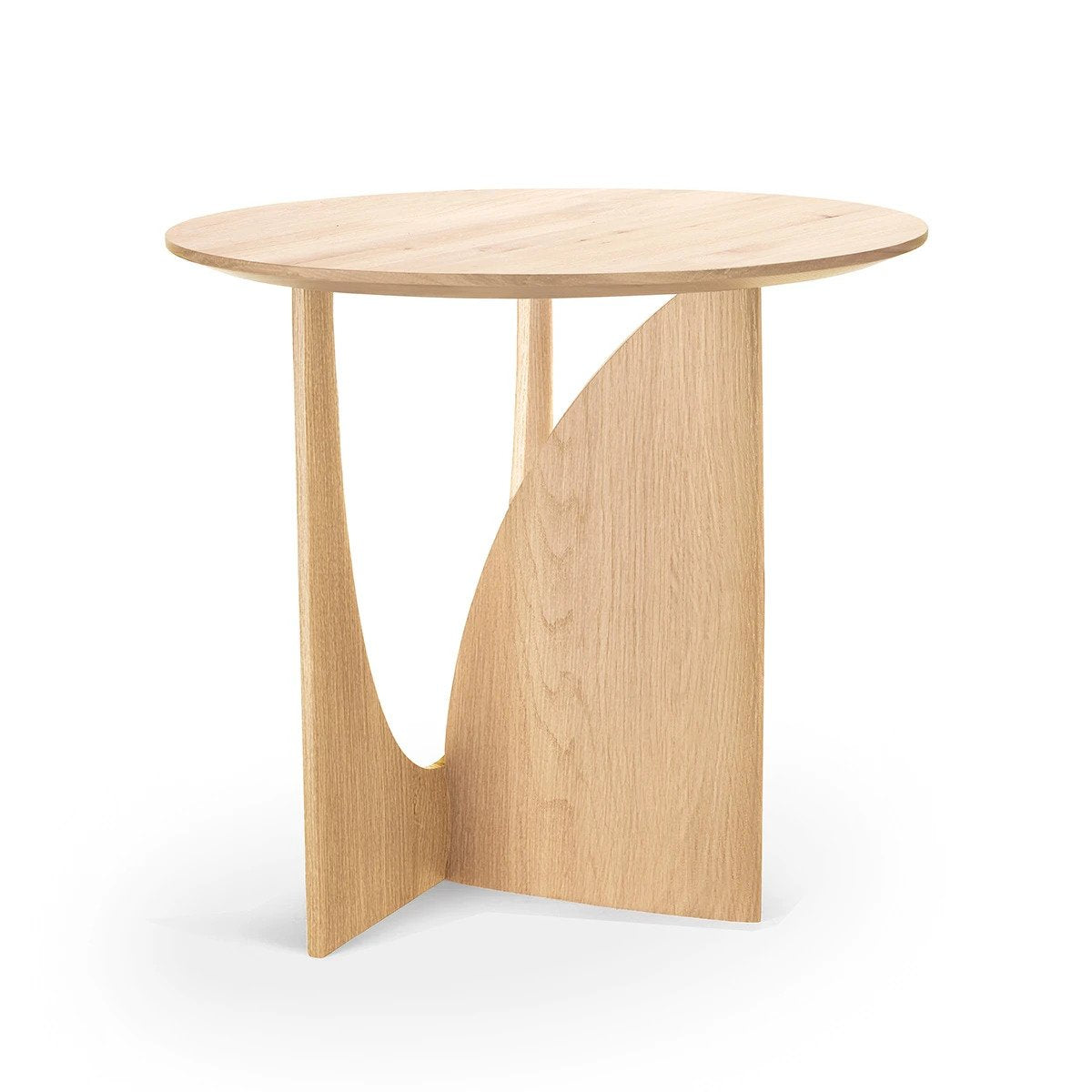Geometric Side Table by Ethnicraft