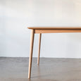 Rectangular Dining Table 167 designed by Takahashi Asako for Feelgood Designs