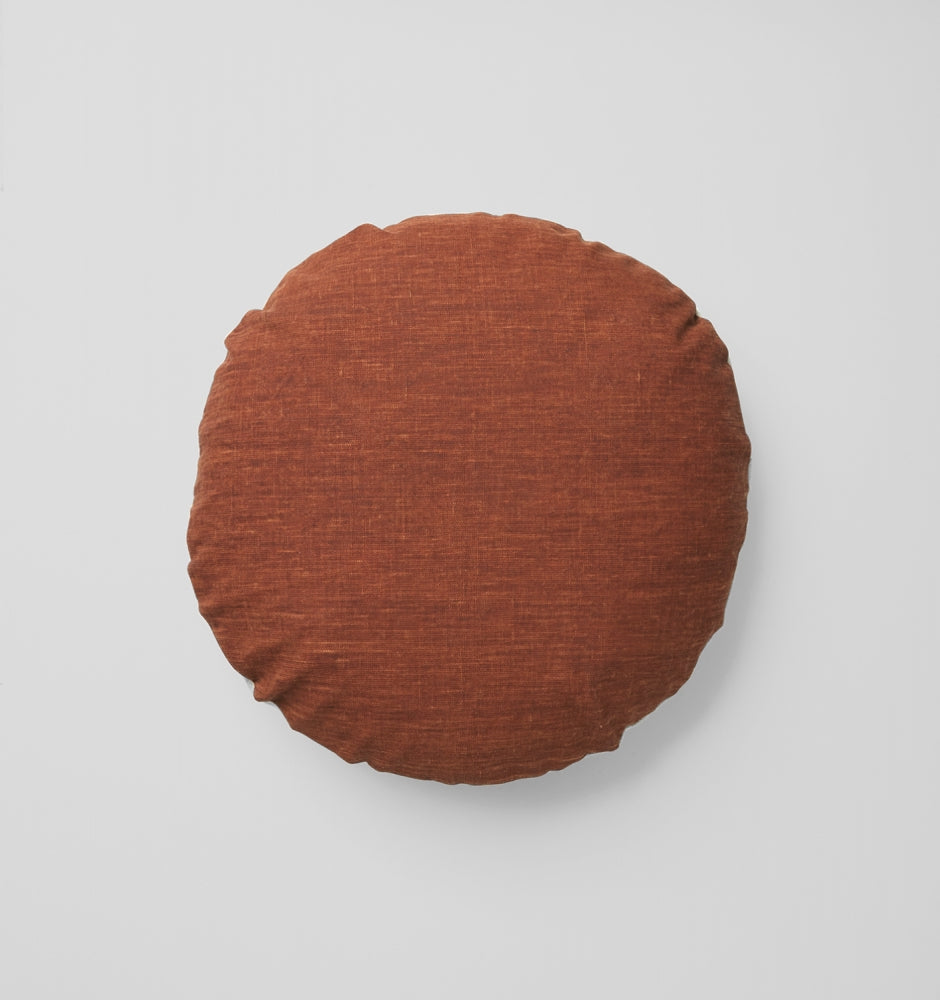 Rust Spot Cushion by Middle of Nowhere