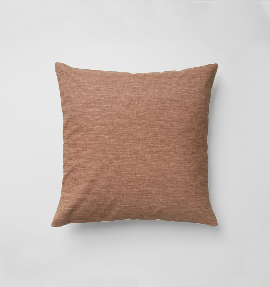 Hazel Square Cushion by Middle of Nowhere