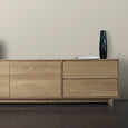 Oak Wave Entertainment Unit by Ethnicraft
