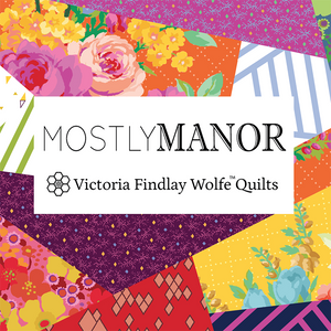 Mostly Manor Fabric