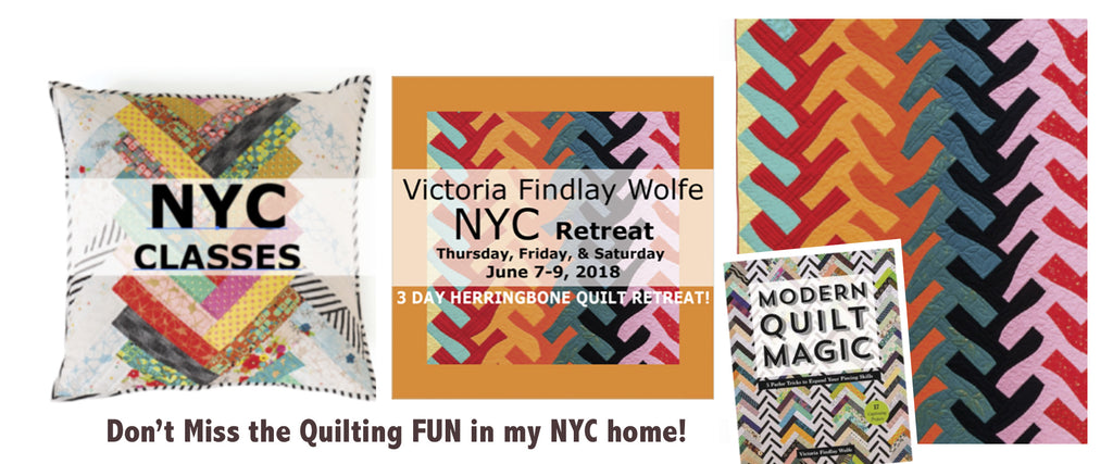 Victoria Findlay Wolfe Quilts : quilts nyc - Adamdwight.com