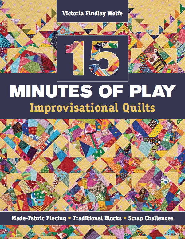 15 Minutes of Play Book