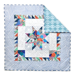 15 Minutes Star Quilt