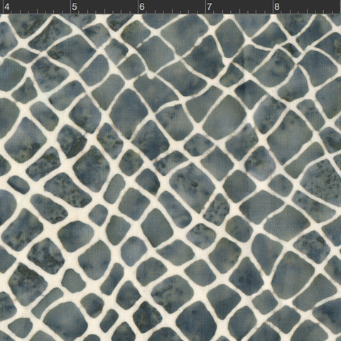 *NEW* Parts Dept. Batiks Netting Gray 8176-0112