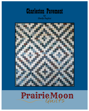 *NEW* Charleston Pavement Quilt: Brick Kit