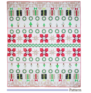 *NEW* Christmas Street Pattern