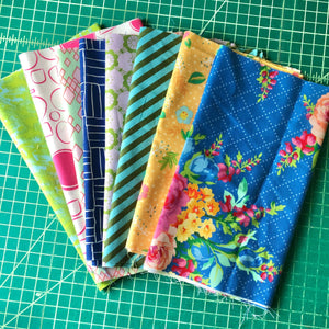 *NEW* 8 piece select bundle (I) of 1/4 yard cuts