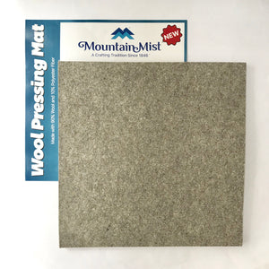 *NEW* Mountain Mist Wool Pressing Mat