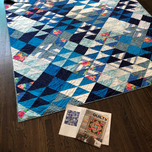 *NEW* Flicker & Flash Quilt - Fabric Kit