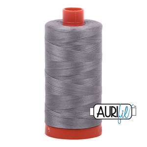 *BestSellers* *NEW* large spool 50wt Aurifil Thread - Arctic Ice 2625
