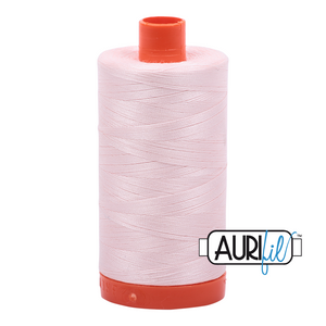 *BestSellers* *NEW* large spool 50wt Aurifil Thread - Fairy Floss 6723