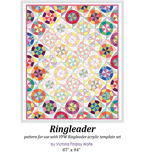 *New* Ringleader Quilt Kit