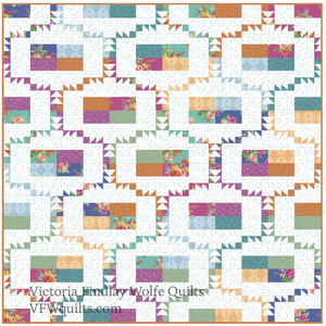 *NEW* Scenic Overlook Quilt: Kit