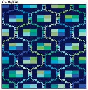 *NEW* Scenic Overlook Quilt: Solid Colors Kits