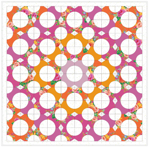 *NEW* Pavement Puzzle Quilt: Kit