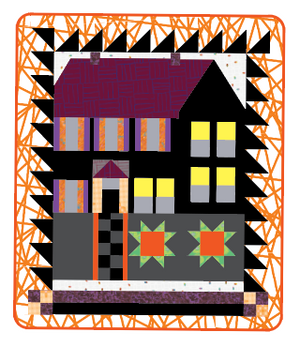 *New* *Bestsellers* Wild Acres Farmhouse Kit- Halloween House