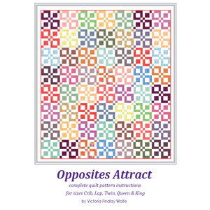 *NEW* Opposites Attract Quilt Kit