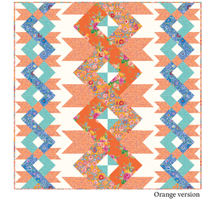 *NEW* Ribbon Winner Quilt: Kit