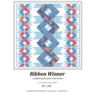 *NEW* Ribbon Winner Quilt Pattern