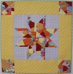 Diamond Acrylic Template : VFW quilts