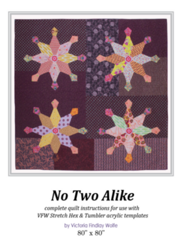 No Two Alike: *Pattern Instructions Only