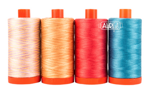 Mostly Manor Aurifl 4 spool thread set