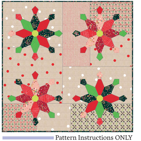 *NEW* Christmas No Two Alike: *Pattern Instructions Only